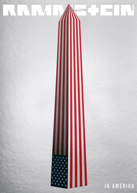 Cover_Rammstein_Amerika