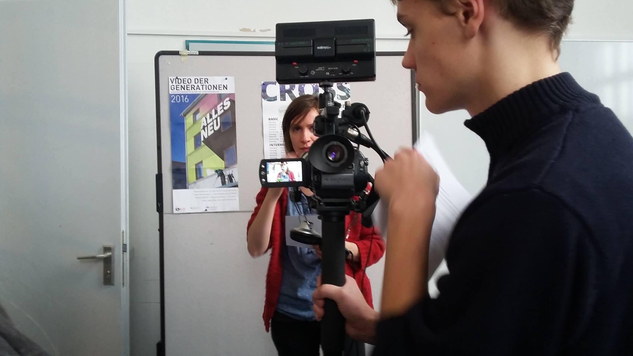 Tag 1 - Kamera
