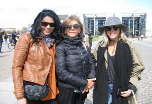 Yolanda, Katya und Daniela aus Peru