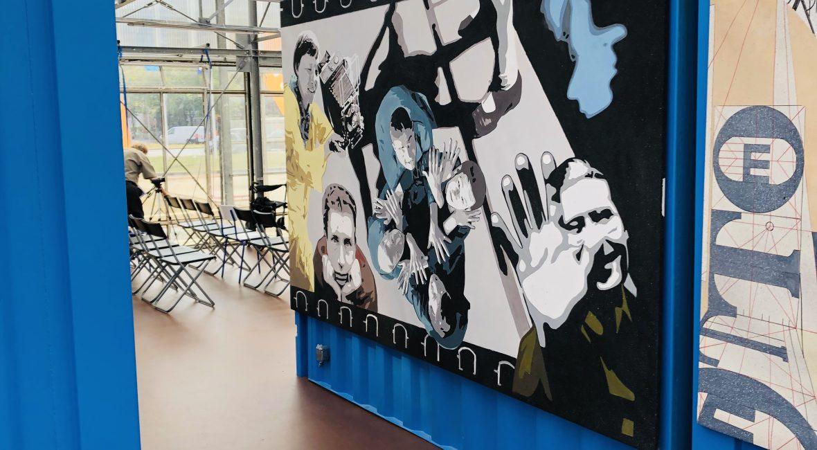 Bauhaus Reuse - Pressekonferenz